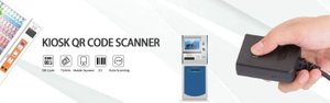 MS4100 Fixed Mount 2D Barcode Scanner