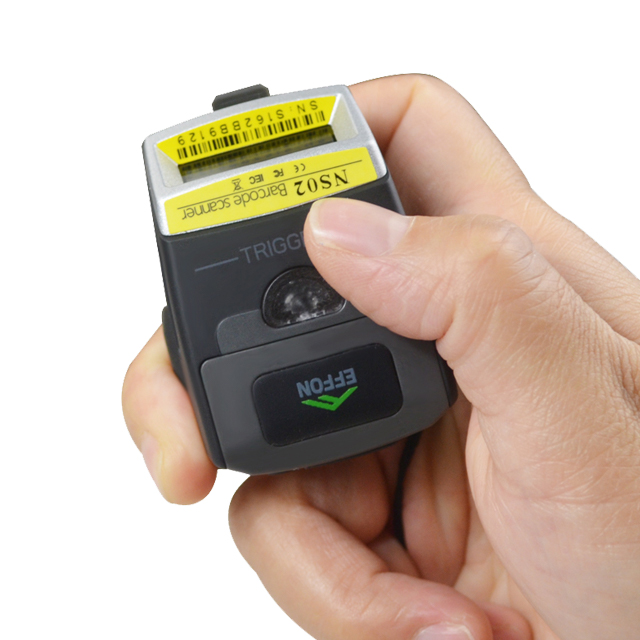 Portable Bluetooth Barcode Scanner NS02